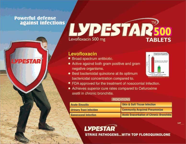 Lypestar Tablets
