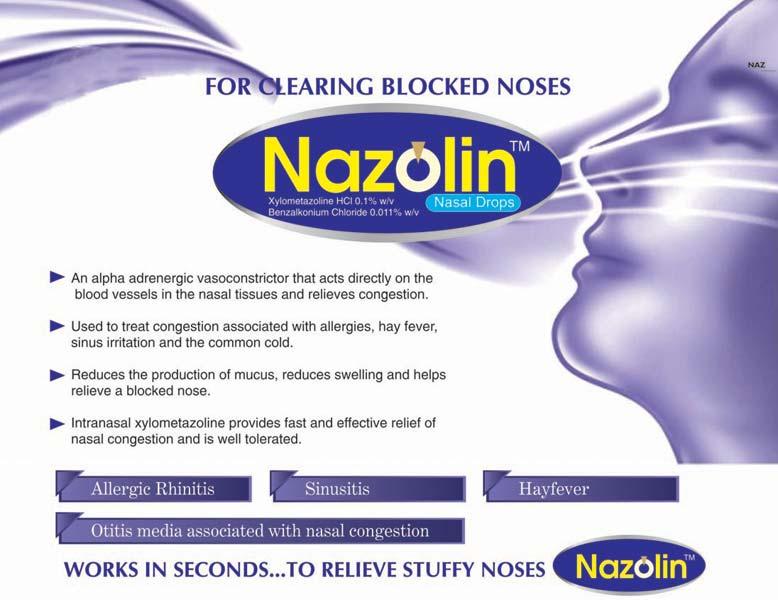 Nazolin Nasal Drops