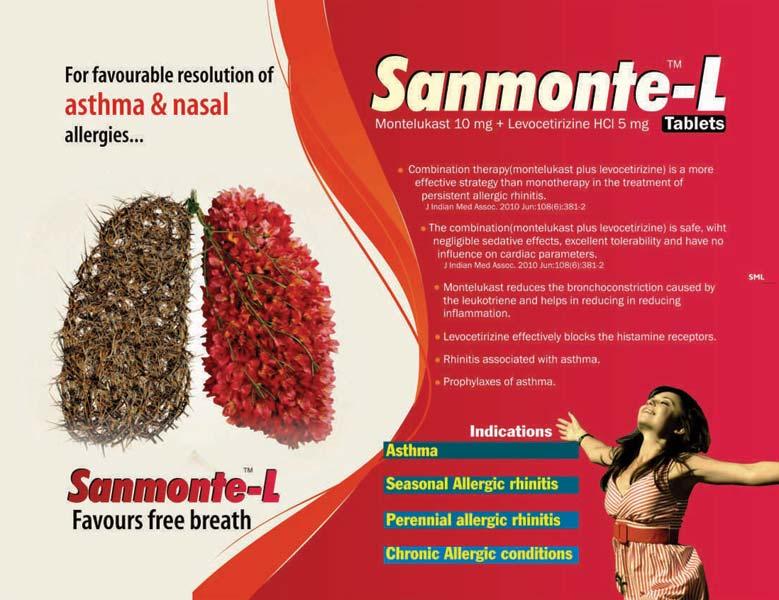 Sanmonte-L Tablets