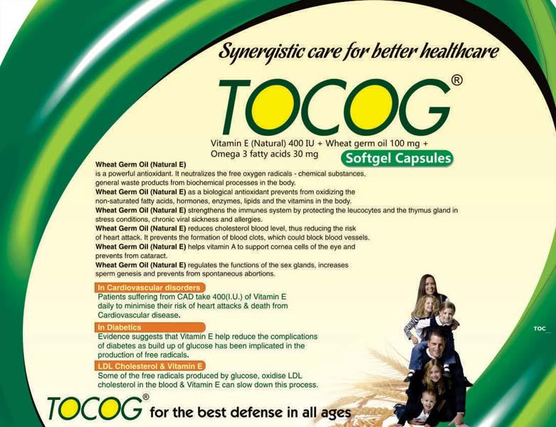 Tocog Capsules
