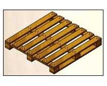 Double Deck Non Reversible Type Pallets (Light Duty)