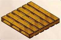 Double Deck Reversible Type Pallets (Heavy Duty)