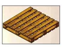 Double Deck Reversible Type Pallets