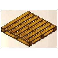 Four - Way Wooden Pallets