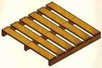 Two Way Single Deck Type Pallet