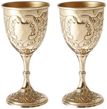 Brass Goblet 02