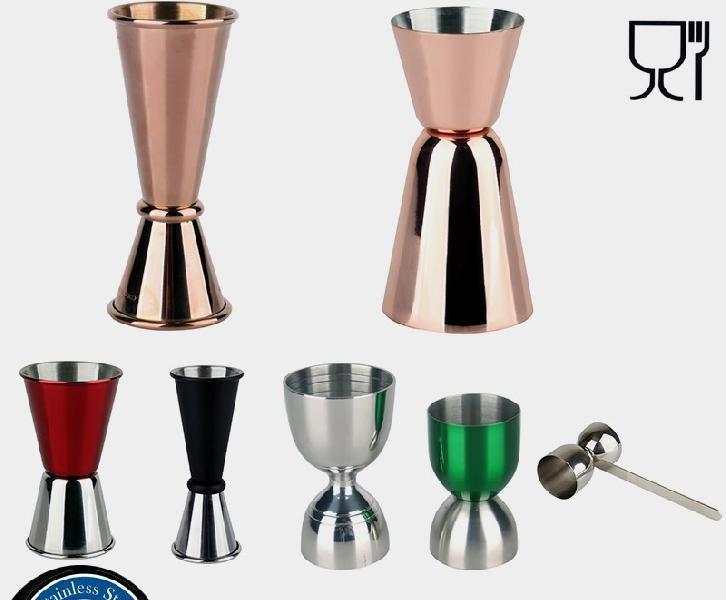 Copper Jigger Shot Glass 02