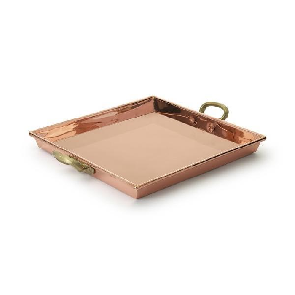 Copper Square Tray