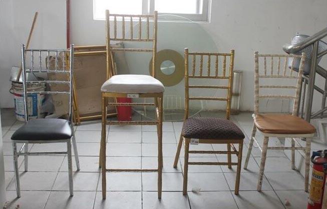 Iron Chiavari Chair 02