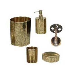 Metal Bathroom Sets