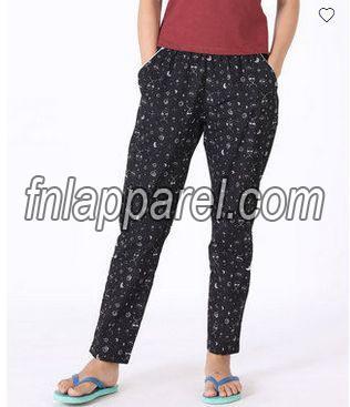 Ladies Printed Pyjama