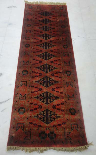 Hand Knotted Tribal Carpets
