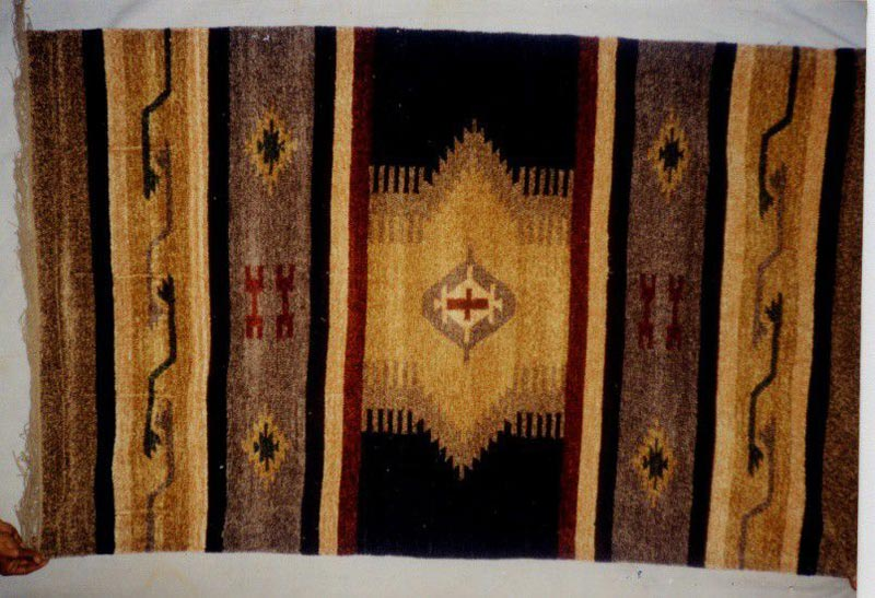 Rayon Silk Rugs