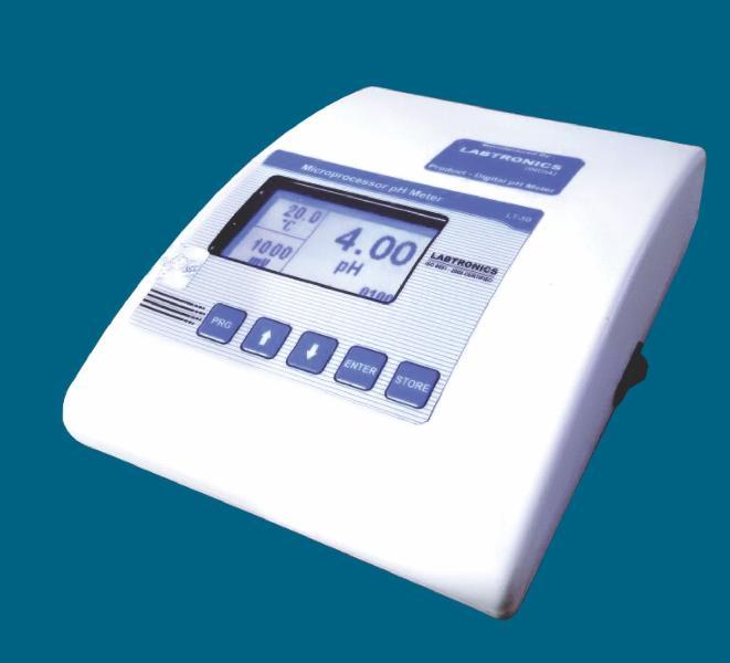 Microprocessor PH Meter 01