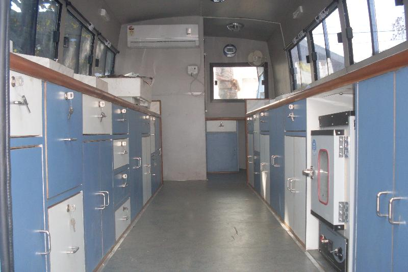 Mobile Soil Testing Van 01