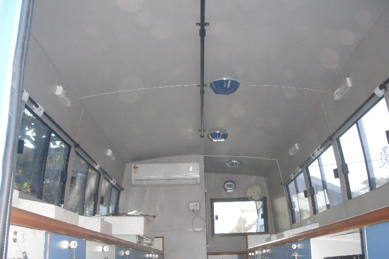 Mobile Soil Testing Van 02