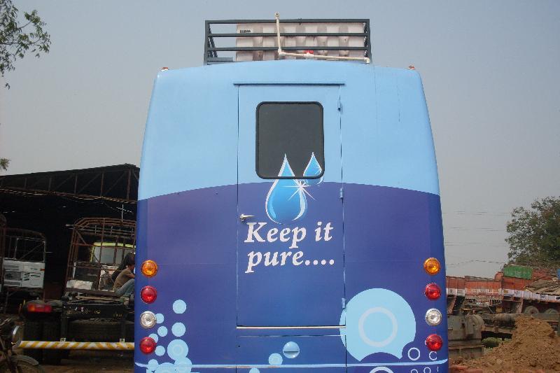 Mobile Water Testing Van 01