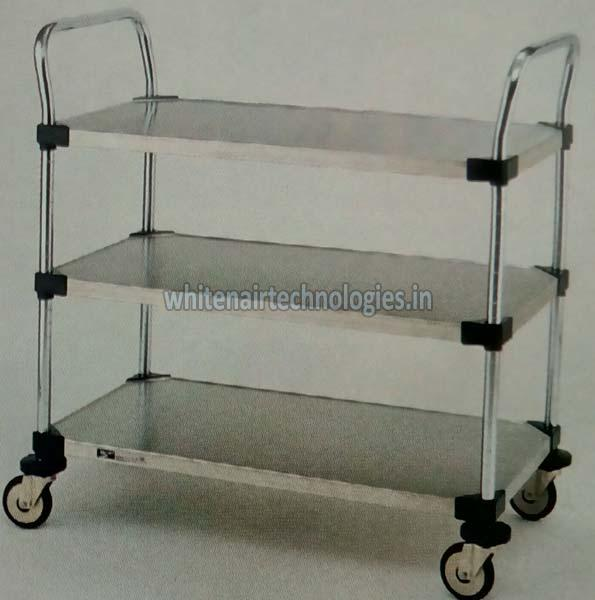 Cleanroom Trolley
