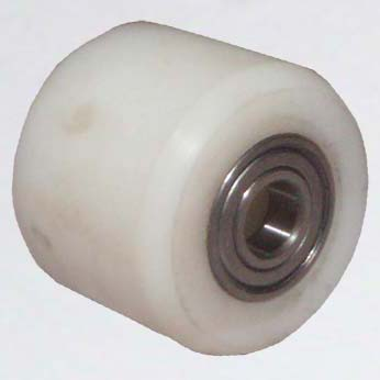 Bonded Rubber Caster Wheels