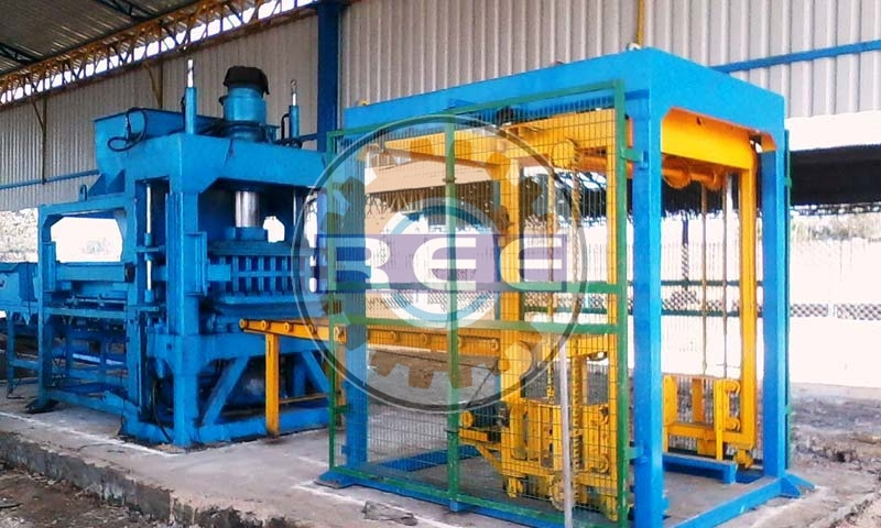 Fly Ash Brick Making Machine (RBM-35)