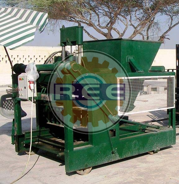 Fully Automatic Egg Laying Block Making Machine (RBME-07)