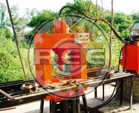 Tile Press Machine (RTM-2)