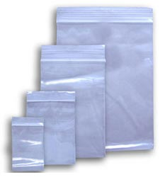 Zip Lock Poly Bags
