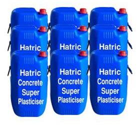 Hatric Concrete Superplasticizer