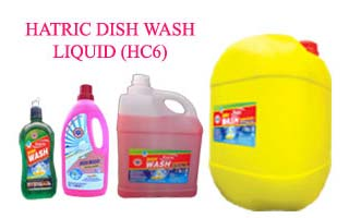 Hatric Dish Wash Liquid Cleaner