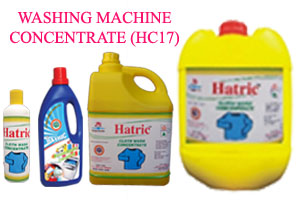 Washing Machine Concentrate