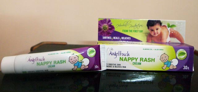 Angel Tuch Baby Nappy Rash Cream Manufacturer Supplier In