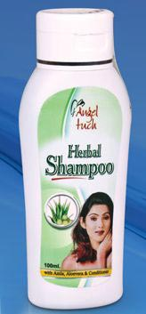 Angel Tuch Herbal Shampoo