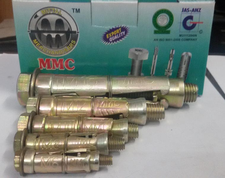 Anchor Fasteners 01