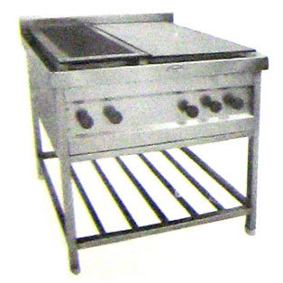 Stainless Steel Chapati Bhatti