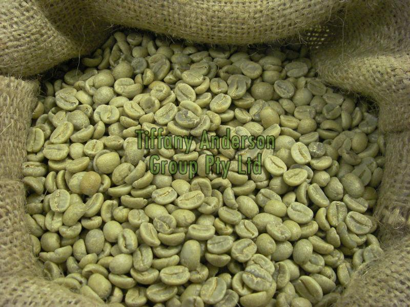 Green Arabica Coffee Beans