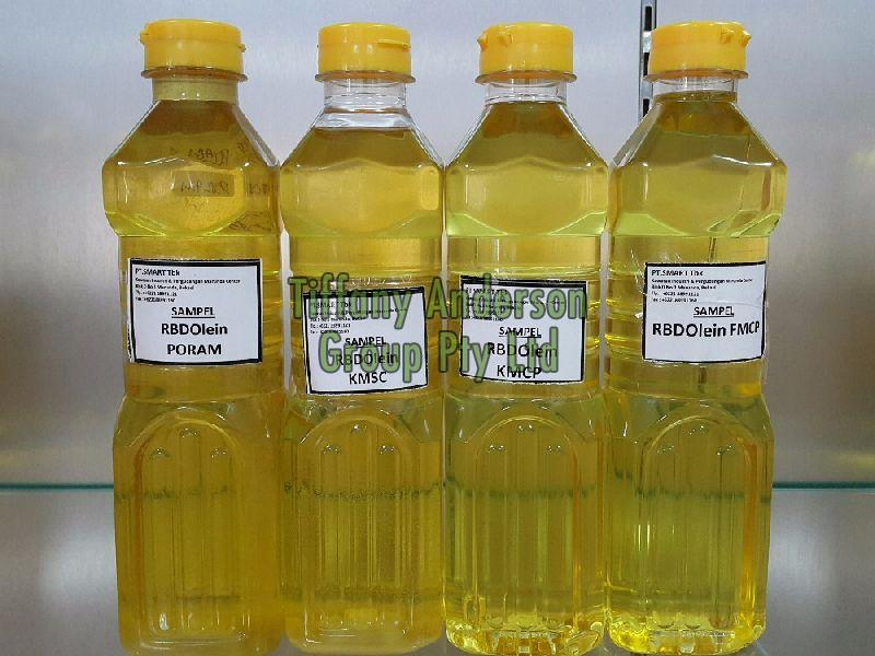 Refined Bleached Deodorized Palm Oil
