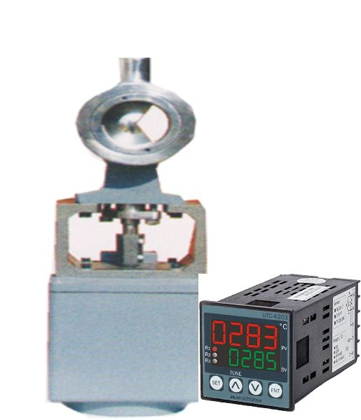 Motorised Dilution & Timer Valve