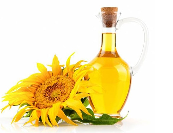Sunflower Oil 01