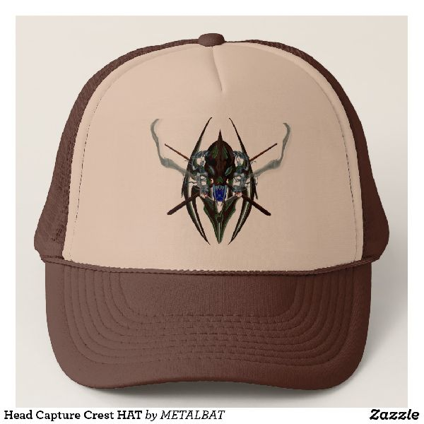 Head Capture Crest Cap