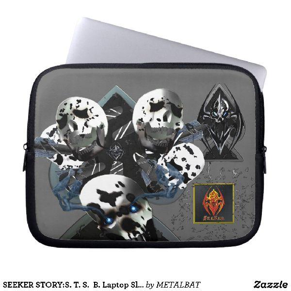 S. T. S. B. Laptop Sleeve Bag