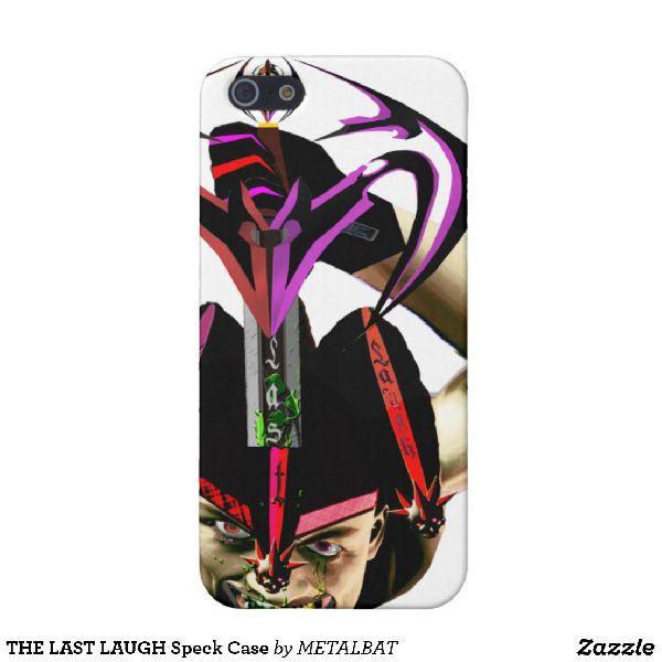 The Last Laugh Speck iPhone Case
