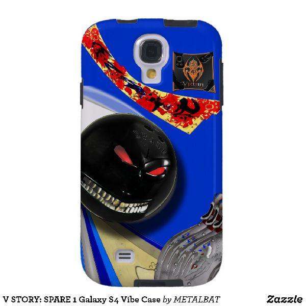 Spare 1 Galaxy S4 Vibe Samsung Galaxy Phone Case