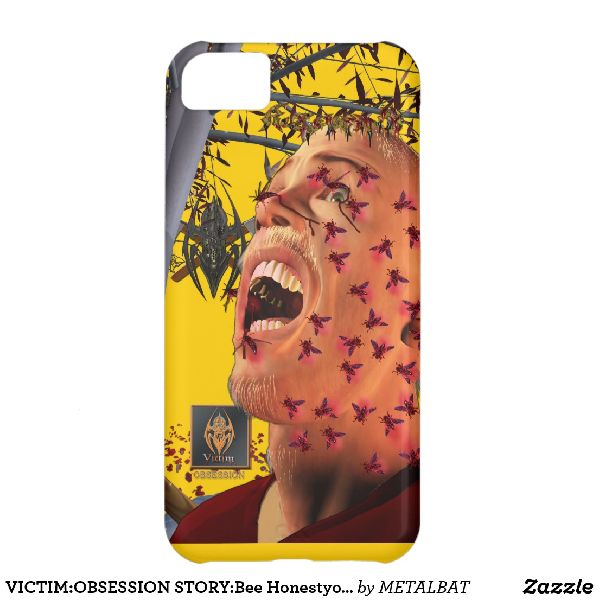 Bee Honestyour o.n. V iPhone Case