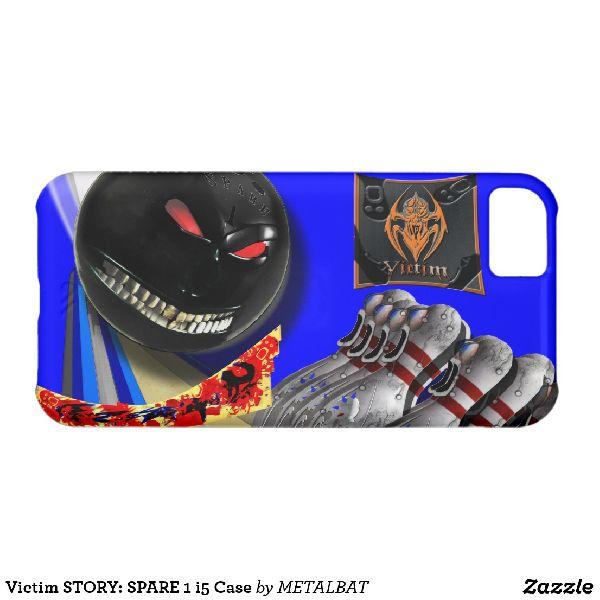 Spare 1 iPhone Case