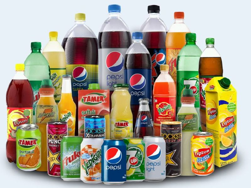 Soft Carbonated Drinks