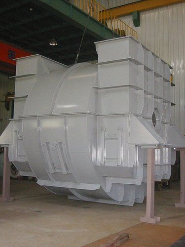 Double Inlet ID Centrifugal Fan
