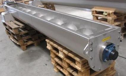 Screw Conveyor System 01