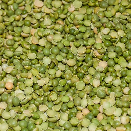 Split Green Lentils