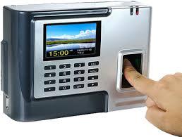 Biometric Time Attendance Machine 02
