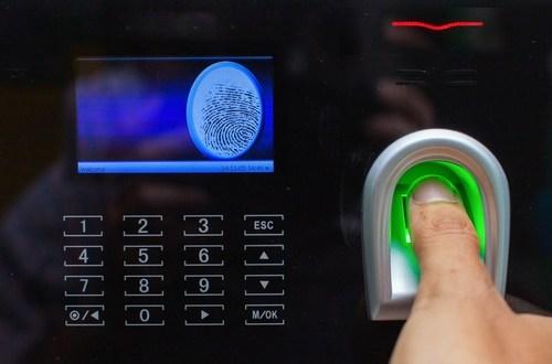 Biometric Time Attendance Machine 03